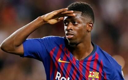 Liverpool, offerta da 100 milioni per Dembelè?