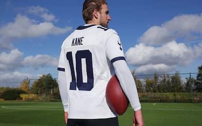 """Kane: """"Tra 10 anni voglio giocare in NFL"""""""