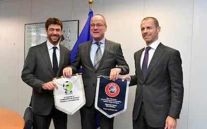 La Uefa spiega come sarà la terza Coppa europea
