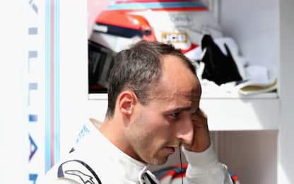 Kubica torna a guidare una Formula 1 nel 2019