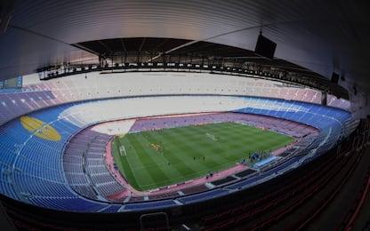 Barcellona, in arrivo uno sponsor per il Camp Nou?