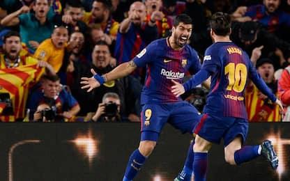 Inter-ottavi? Serve l'aiuto Barça, che in casa...