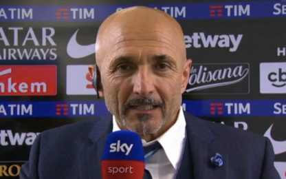 """Spalletti: """"Totti non ha smesso per colpa mia"""""""