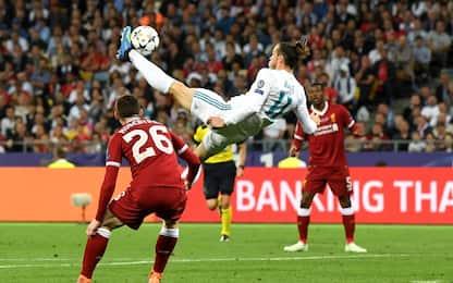 """Bale 'rovescia' Salah: """"Meritavo io il Puskas"""""""