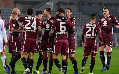 Coppa Italia, agli ottavi sarà Fiorentina-Torino