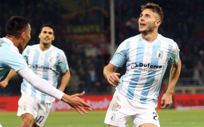Simone-gol come Mauro, la storia dell'altro Icardi