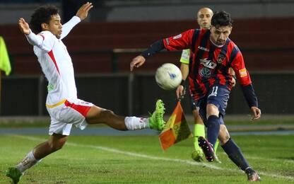 Due legni e zero gol, pari tra Cosenza e Benevento