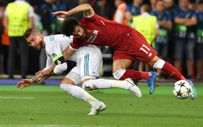 Ramos contro Salah, la nuova rivelazione di Klopp