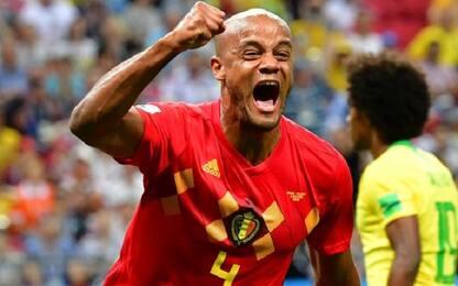 Mondiali, Kompany e il gol grazie a un sonnifero