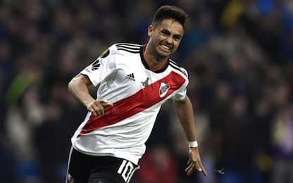 Pallone d'Oro sudamericano, vince il Pity Martinez