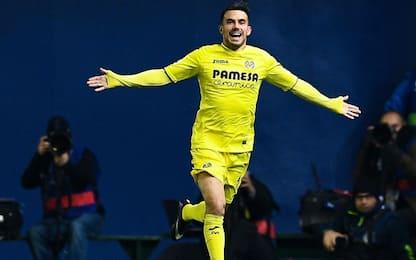 "Sansone saluta il Villarreal: ""Anni fantastici"""
