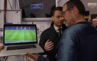 Chelsea, Sarri contro Var: Pochettino è d'accordo