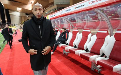 Monaco, esonerato Henry: squadra a Passi