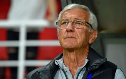 Coppa d'Asia, Cina-Iran 0-3. Lippi out ai quarti