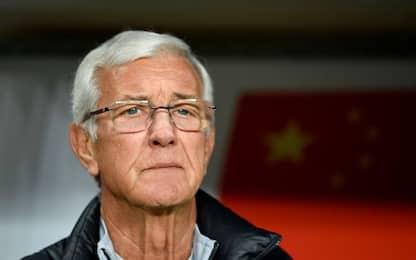 Cina, Lippi via dalla Nazionale per fine contratto