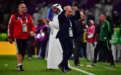 Coppa d'Asia, Emirati di Zac in semi: Australia ko
