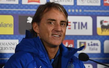 """Mancini: """"Zaniolo titolare? Anche qui può esserlo"""""""