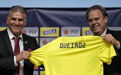 """Colombia, Carlos Queiroz è il nuovo Ct: """"Un onore"""""""