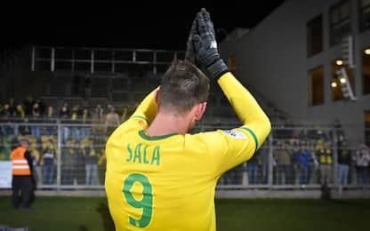 Sala, il Nantes ritira la sua maglia numero 9