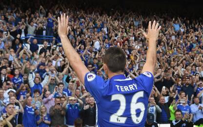 """Terry, il """"26"""" scelto per far risparmiare i tifosi"""