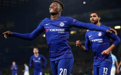 Arsenal e Chelsea agli ottavi: tutti i risultati