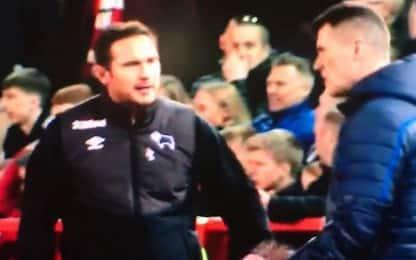 """Riecco Lampard vs Keane: """"Tira fuori le p***e"""""""