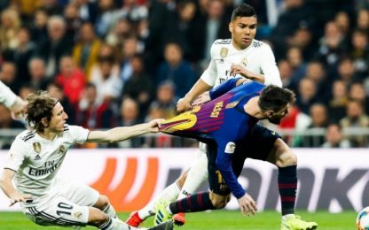 """""""Vuoi la maglia di Messi?"""", il Barça trolla Modric"""