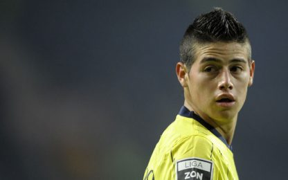 James ko per il Real, ma convocato dalla Colombia