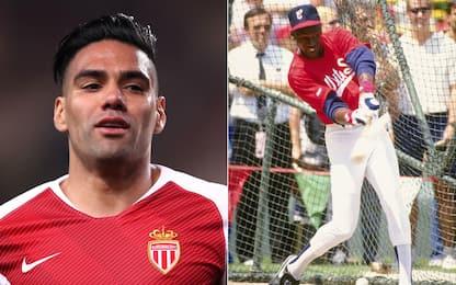"""Falcao: """"Sogno un futuro nel baseball come MJ"""""""
