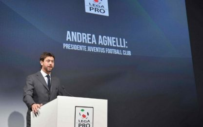 "Juve, Agnelli: ""Ajax esempio, senza risorse..."""