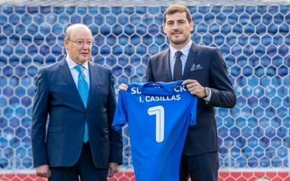 Casillas come Buffon: al Porto fino a 40 anni