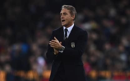 """Mancini: """"Creato sempre tanto, i gol arriveranno"""""""