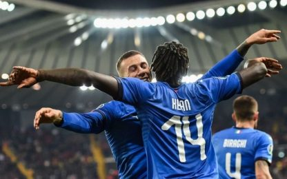 Quote Italia-Liechtenstein, i pronostici del match di qualificazione a Euro 2020