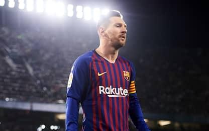 """Messi: """"Rispetto la Juve. Voglio CR7 in finale"""""""
