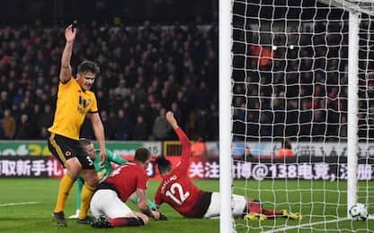 United ko, Sarri ora spera. Il Fulham retrocede
