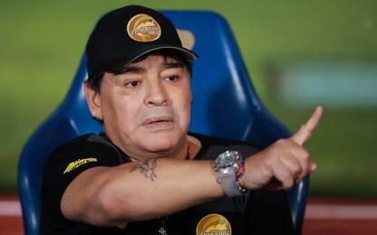 Sì Maduro, no Trump: Maradona rischia squalifica