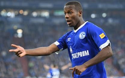 Schalke, Mendyl salta il dentista e va fuori rosa