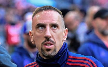 Ribery, futuro in Qatar? Lo vuole il club di Xavi