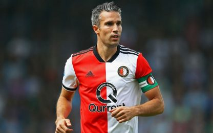 "Van Persie: ""Juve-Ajax? Noi avremmo vinto 11-2"""