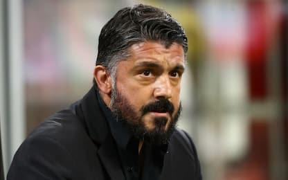 """Gattuso: """"Figuraccia, mi assumo la responsabilità"""""""