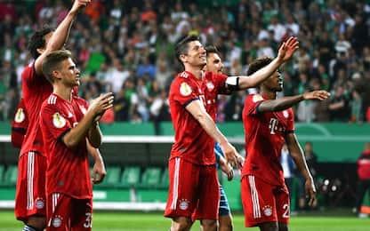 Coppa di Germania: Bayern in finale col Lipsia