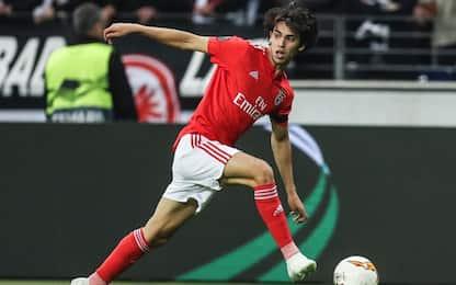 """Benfica, il presidente: """"Non cederemo Joao Felix"""""""