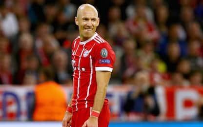 """Robben ammette: """"Simulazioni? Spesso ho esagerato"""""""