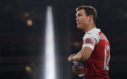 "Lichtsteiner: ""Difficile che resti all'Arsenal"""
