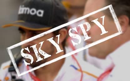 Sky Spy, i tormenti di Alonso: quale futuro?