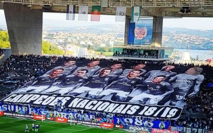 Tifosi Porto vs Benfica: arbitri con maglia rivali
