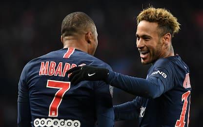 """Tuchel: """"Neymar e Mbappè via? Troveremo soluzioni"""""""