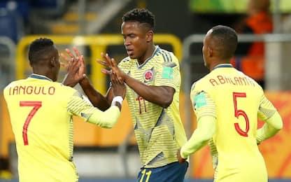 Mondiali U20, Senegal e Colombia agli ottavi