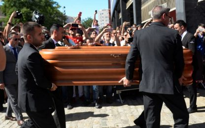 Reyes, camera ardente al Pizjuan di Siviglia