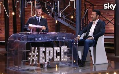 Dopo Conte, Buffon: l'altra profezia di Cattelan